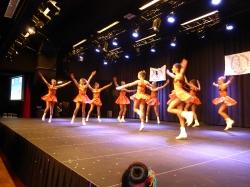 Dansgala in Berghem