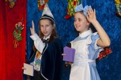 Schoolcarnaval bovenbouw